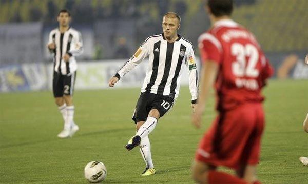 Partizan lepszy w meczu na szczycie